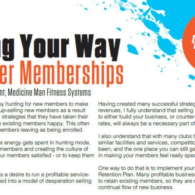 Serving our Way to Greater Memberships